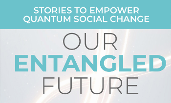 "book cover ""our entangled futures"""