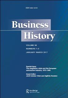 forsidefoto: business history