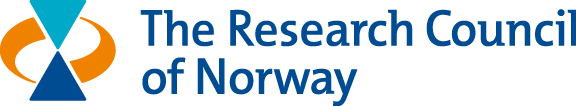 Logo for The Research Council of Norway.