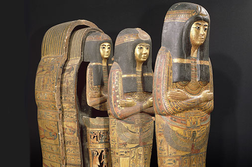 egyptian mummies coffins - photo #8