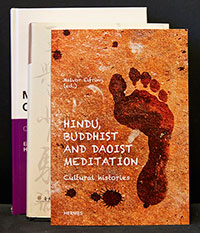 Halvor Eifring (Editor), covers of books on meditation traditions