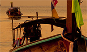Fiskebåter på sjøen