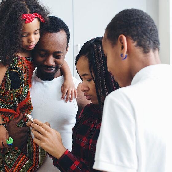 Språkforskere ved Universitetet i Oslo hargjort feltarbeid med fire familier med senegalesisk bakgrunn i Norge. (Illustrasjonsfoto: Nadia Frantsen)
