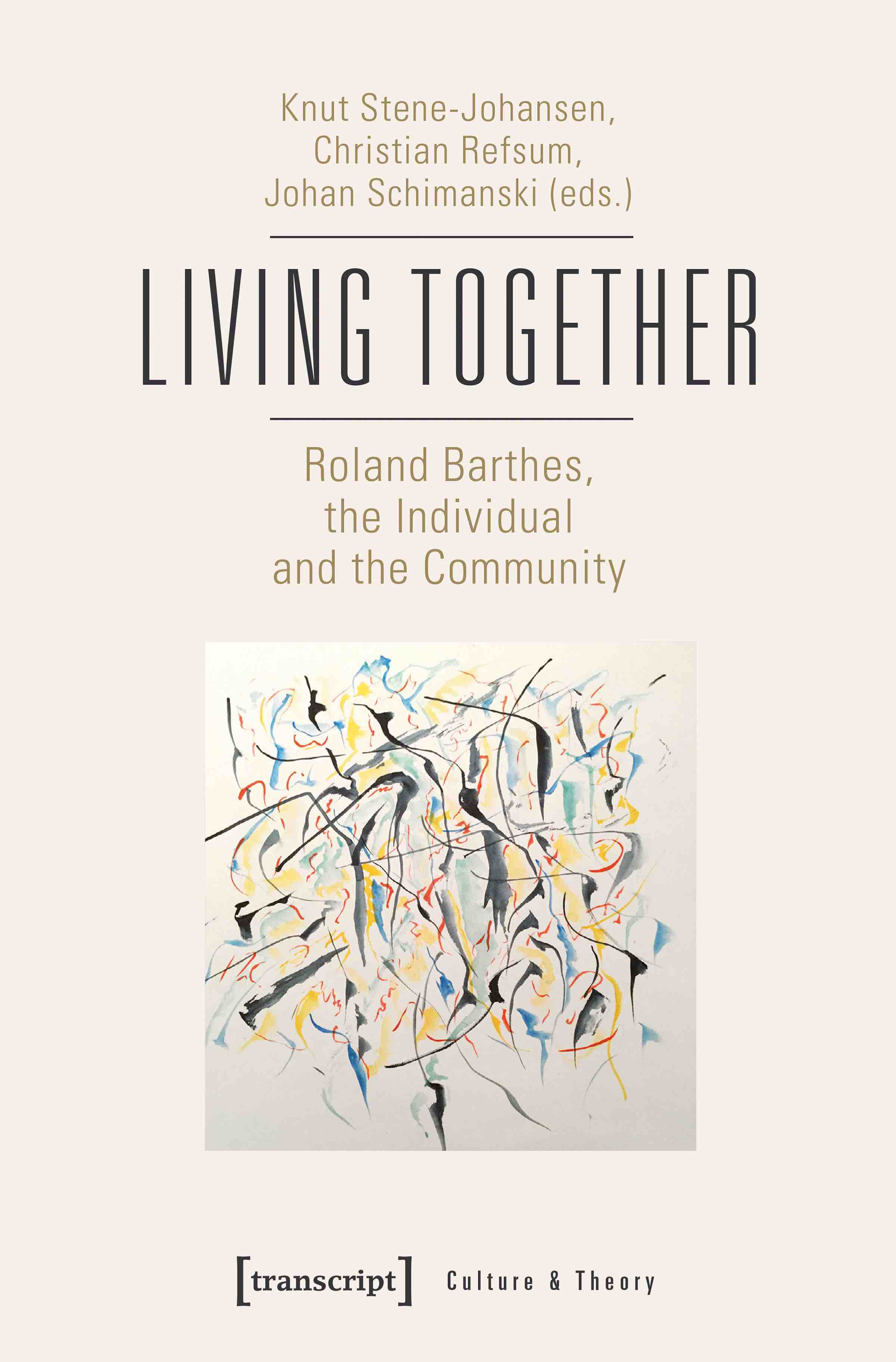 cover Stene-Johansen/Refsum/Schimanski, Living Together
