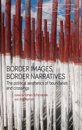 omslag Schimanski/Nyman, Border Images, Border Narratives
