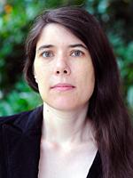 Portrett av prisvinner Karin Kukkonen