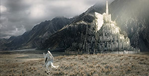 Film still from The Lord of the Rings: The Return of the King (© 2003 Fox-Warner)