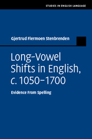 vokalene på engelsk