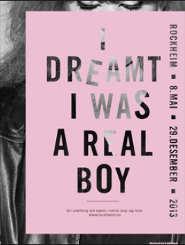 The exhibition I Wish I Was a Real Boy is open until December 29th 2013.