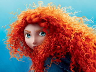 "Image from the movie ""Brave"" (2012)"