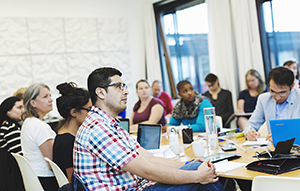 PhD course participants