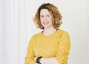 Jessica Pedersen Belisle Hansen (Photo: UiO/Nadia Frantsen)