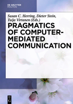 Handbook of the Pragmatics of Computer-Mediated Communication front page
