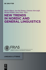 New Trends in Nordic and General Linguistics front page
