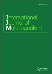 International Journal of Multilingualism front page