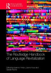 The Routledge Handbook of Language Revitalization​​​​​​​ front page