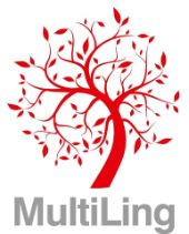 the MultiLing tree